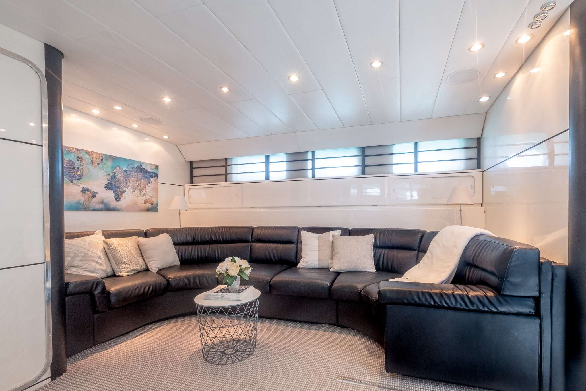 motor yacht Emilia