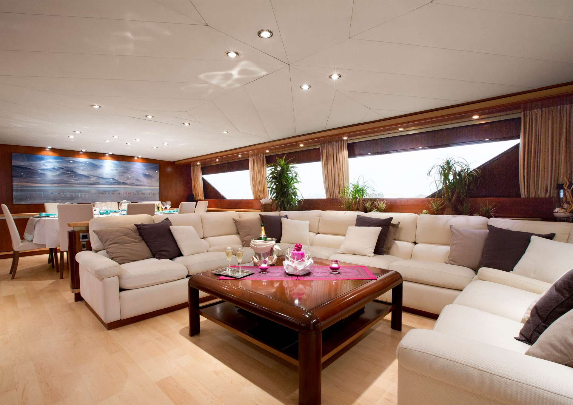 motor yacht SUNLINER X