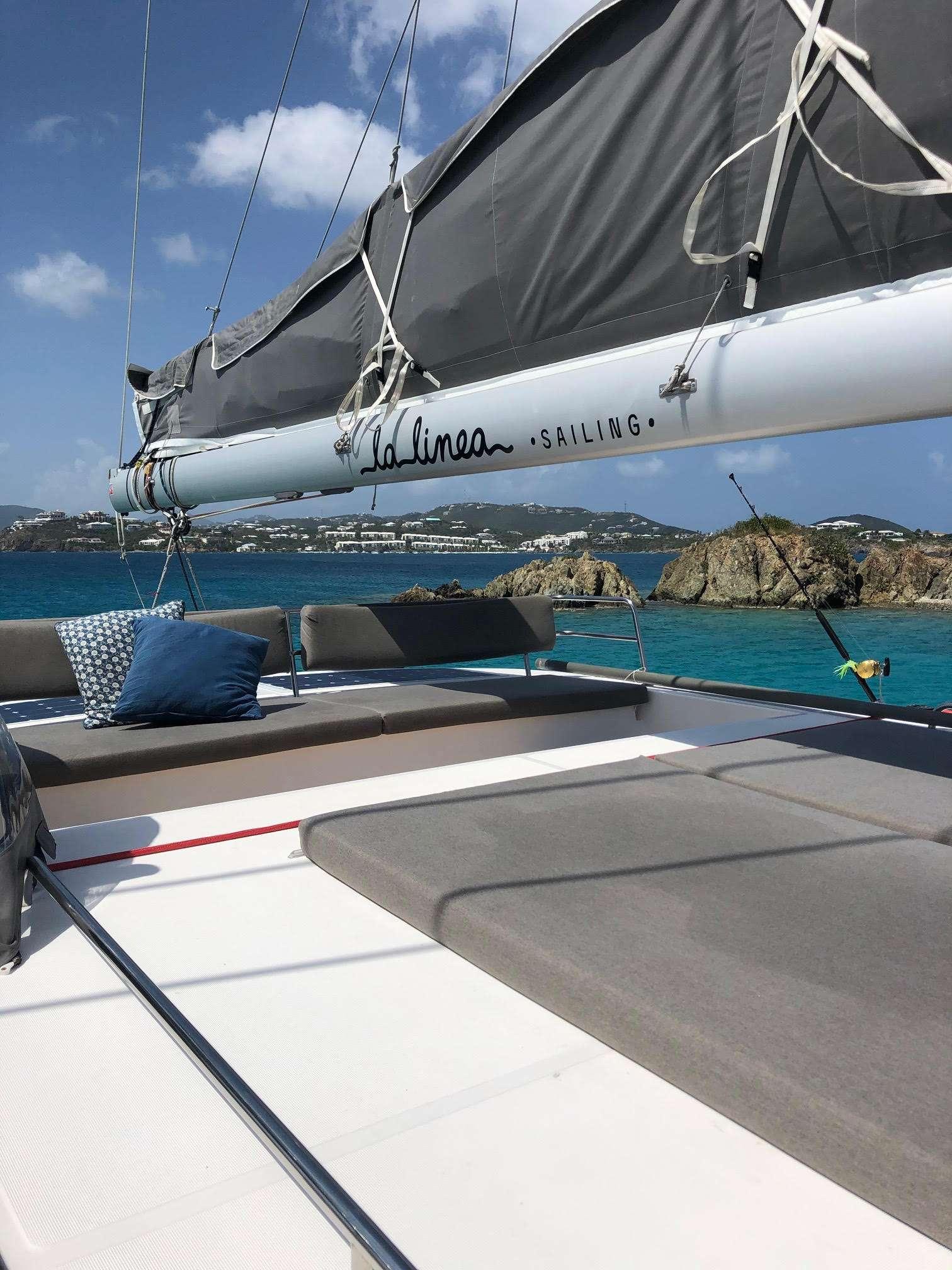 LA LINEA yacht image # 9