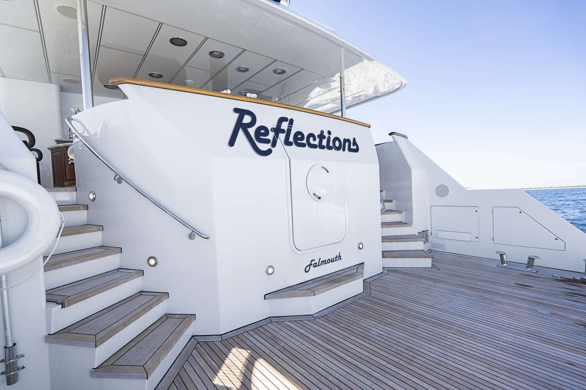 motor yacht REFLECTIONS