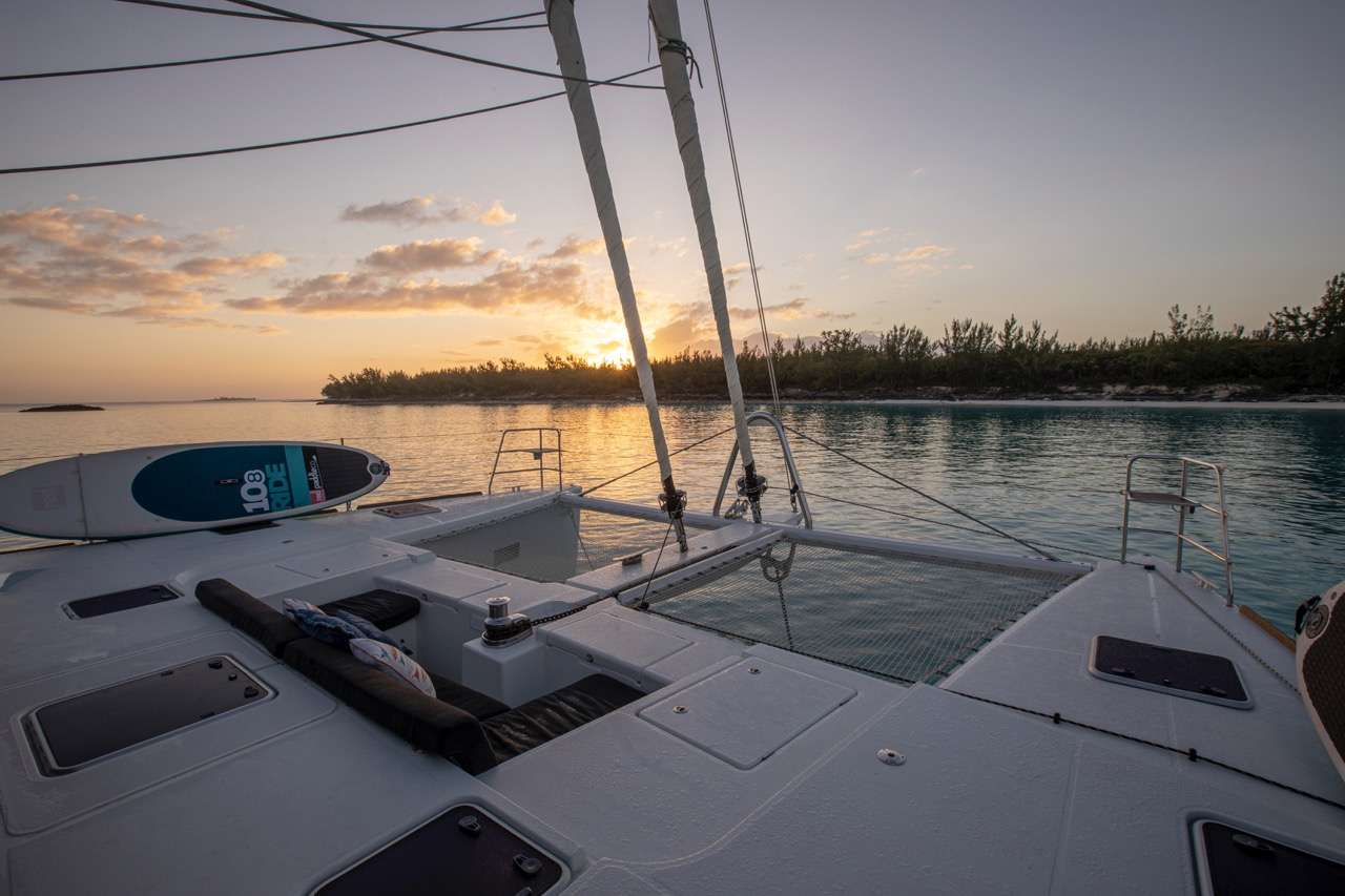 WHISPERS II - Aft deck - 2020