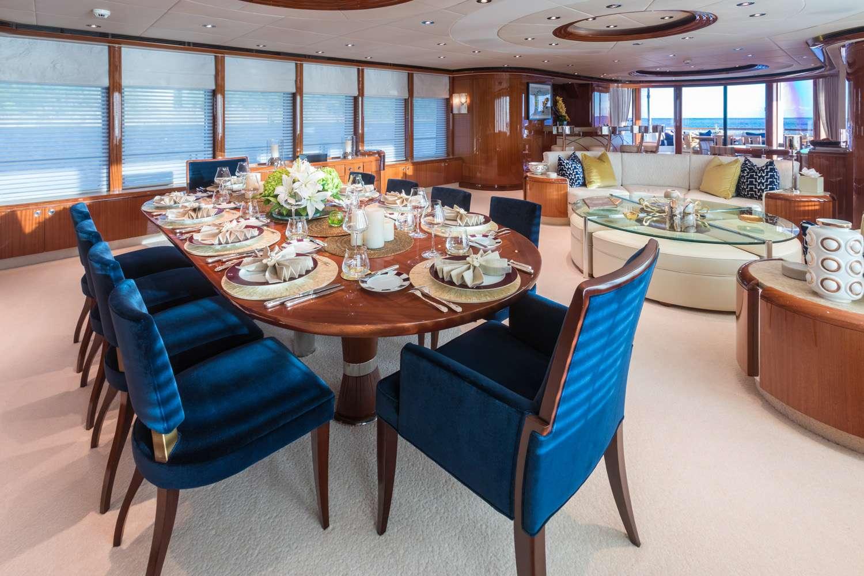 motor yacht AMICA MEA