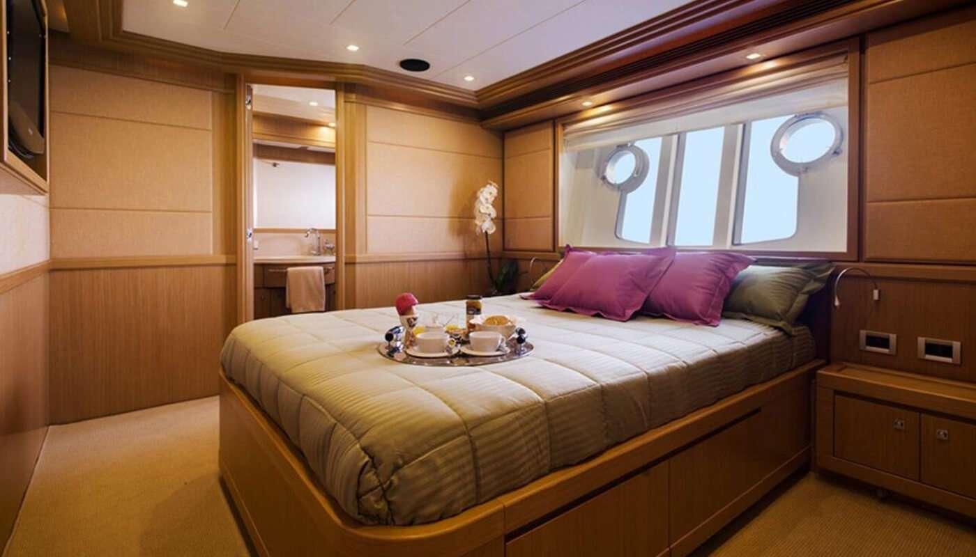 motor yacht DANA