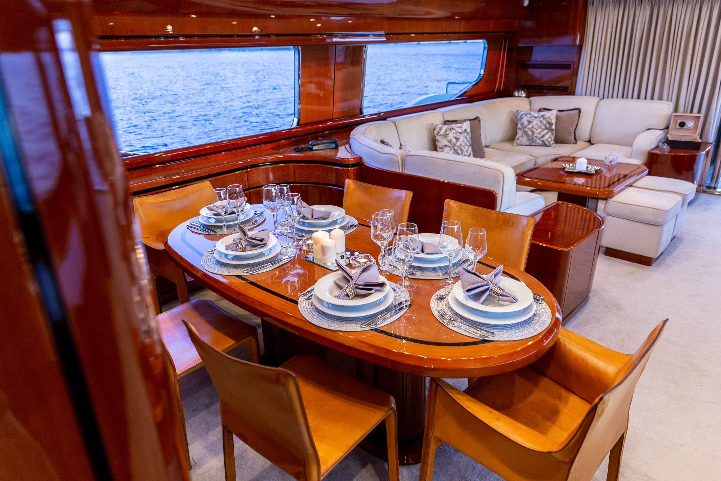 motor yacht PAREAKI