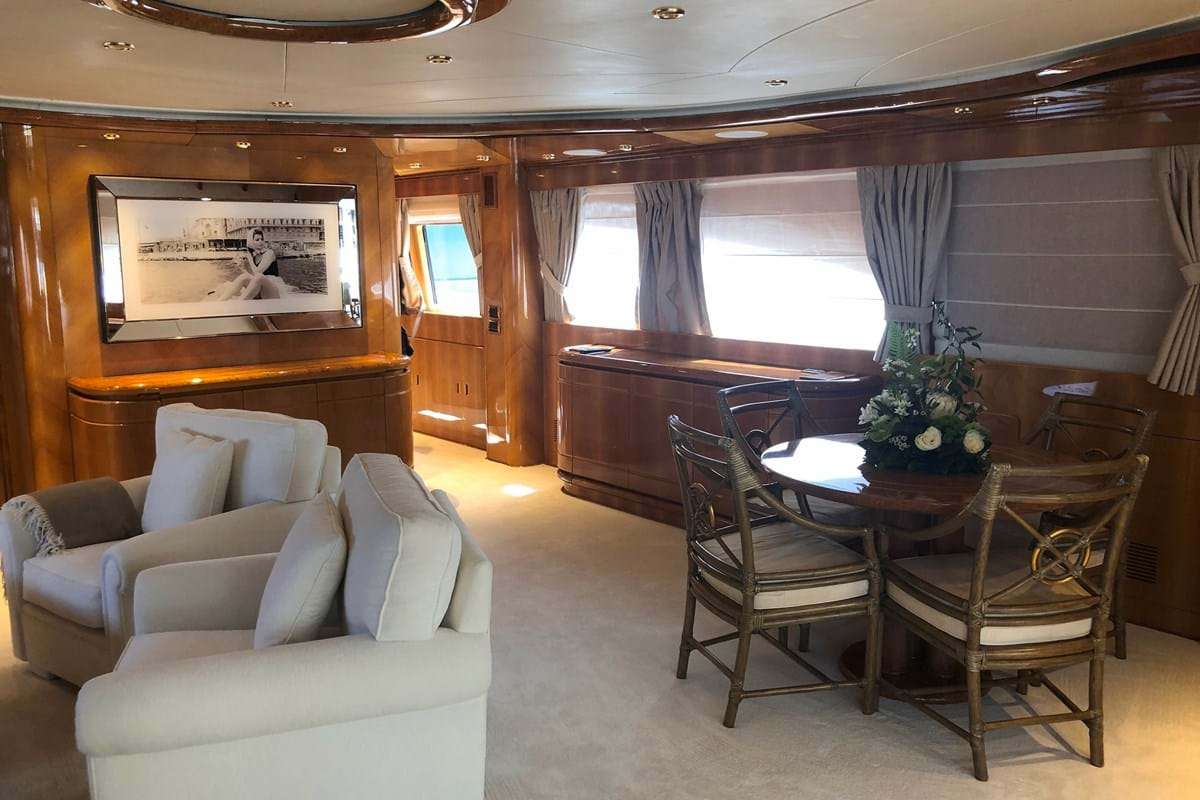 motor yacht LADY G II