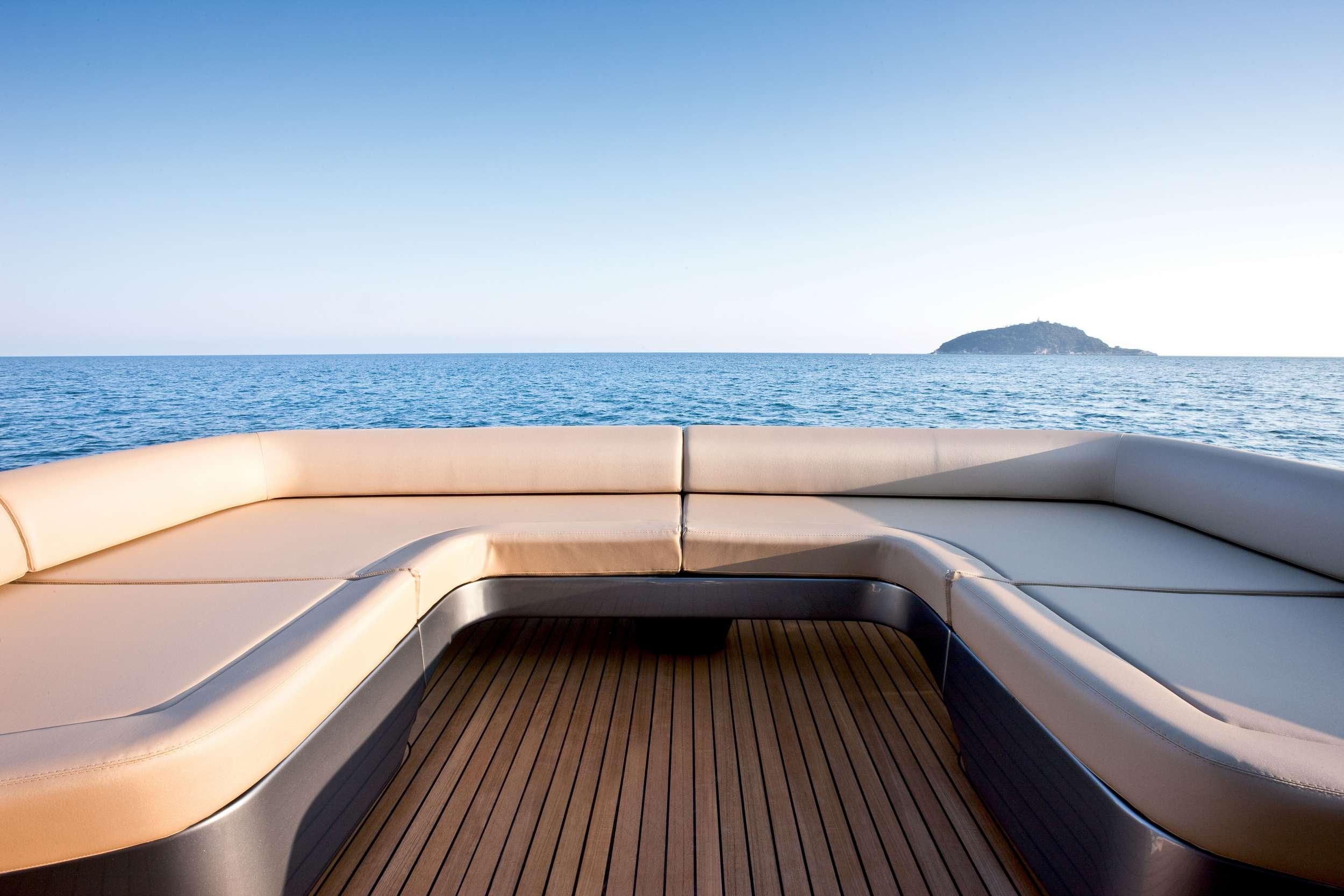 motor yacht LADY F1