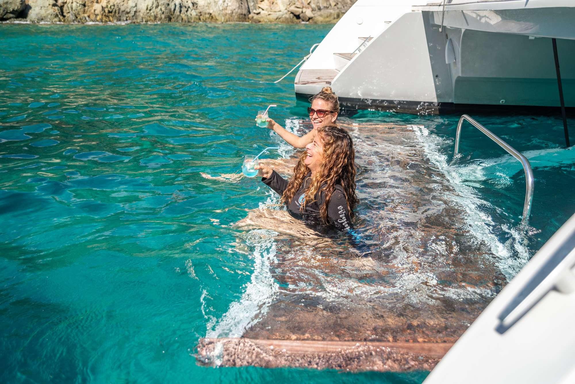 RESPITE AT SEA yacht image # 16