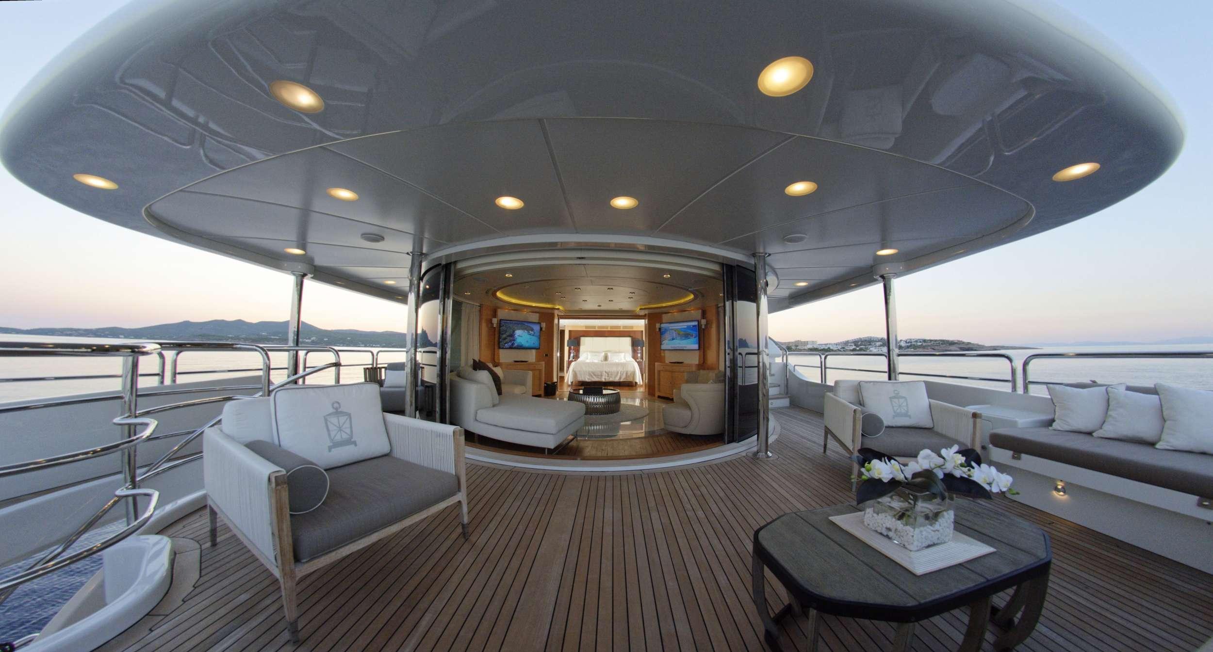 motor yacht GRANDE AMORE
