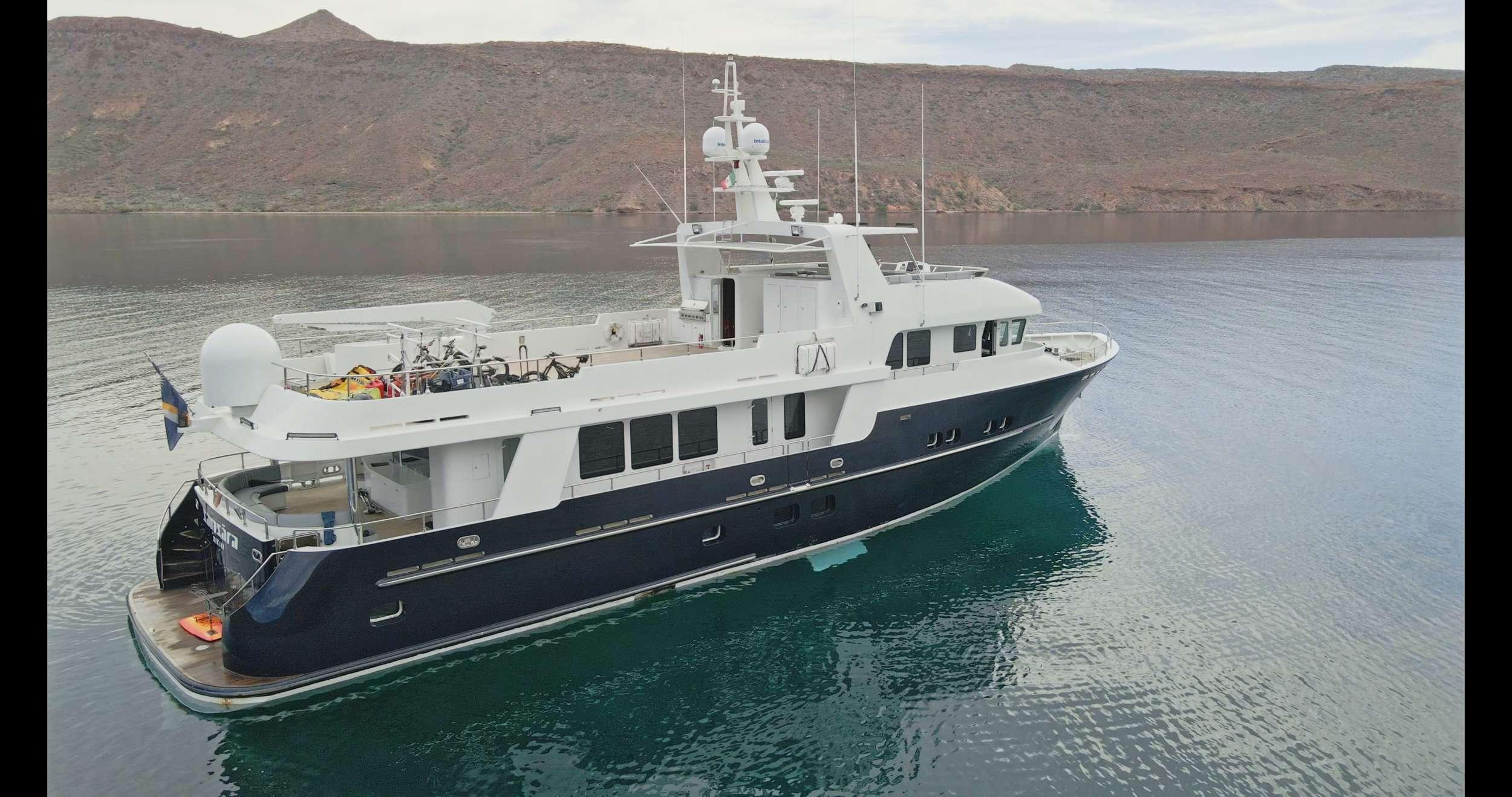 motor yacht Samsara