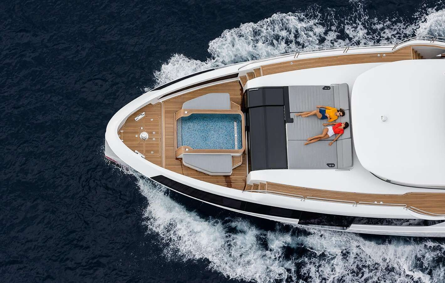 motor yacht MOANNA II