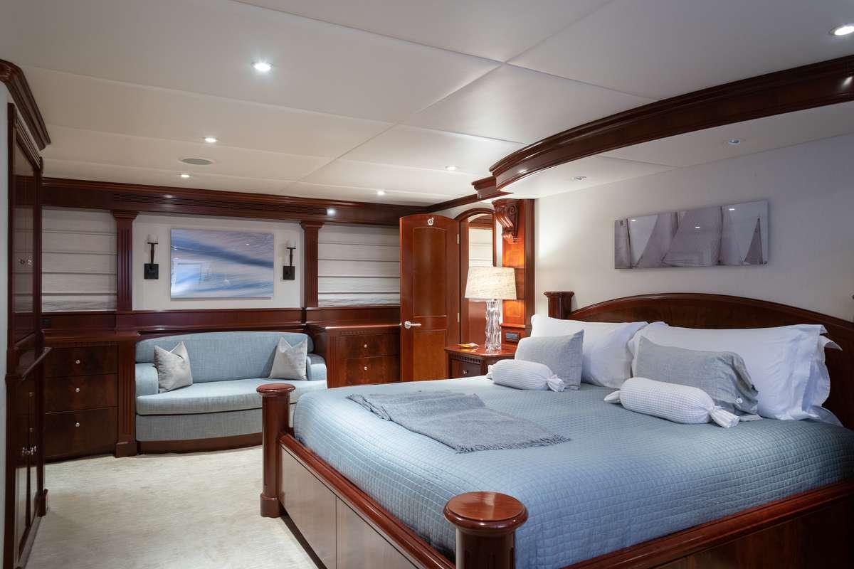 motor yacht ODIN