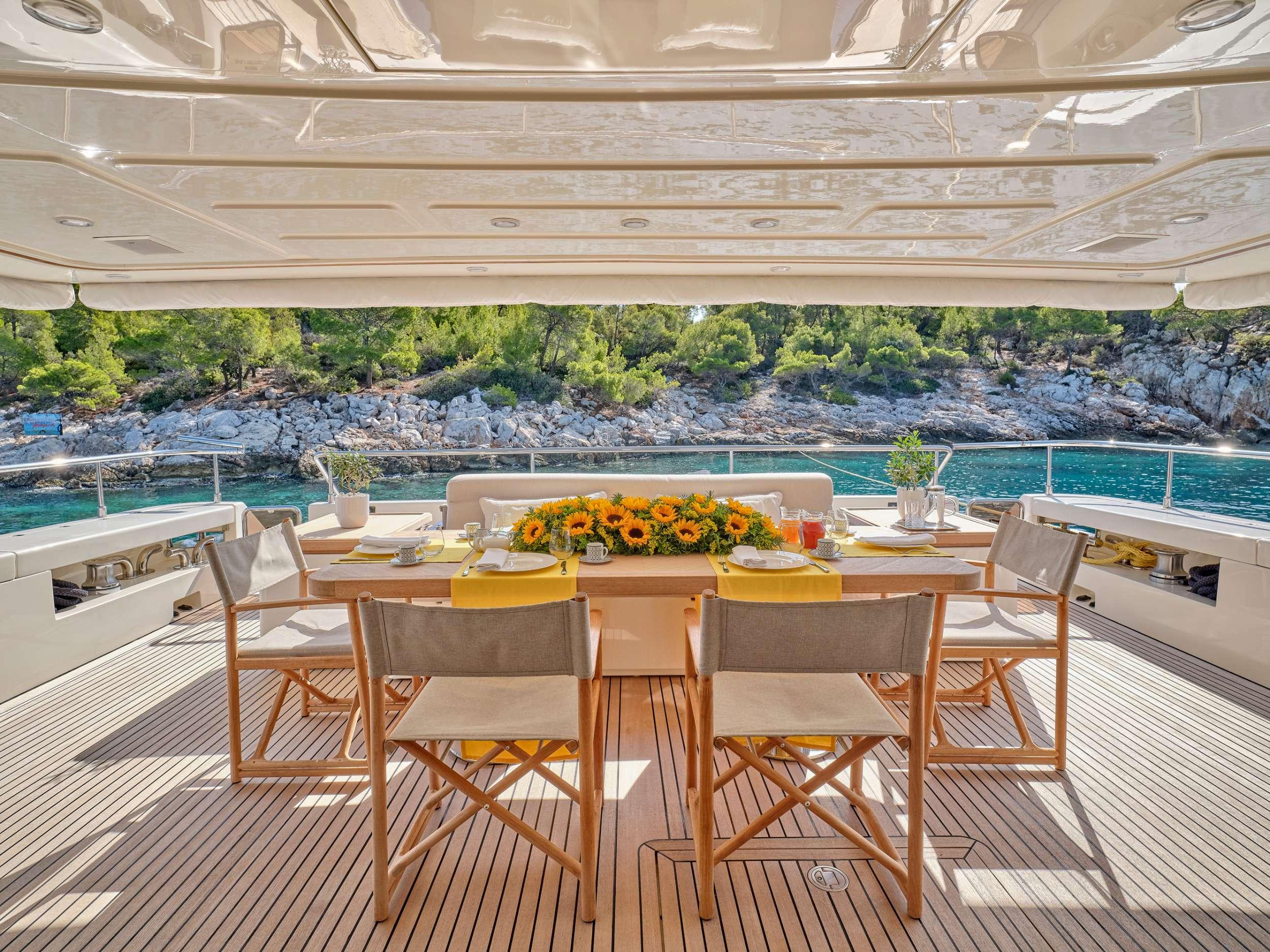 motor yacht PAREAKI II
