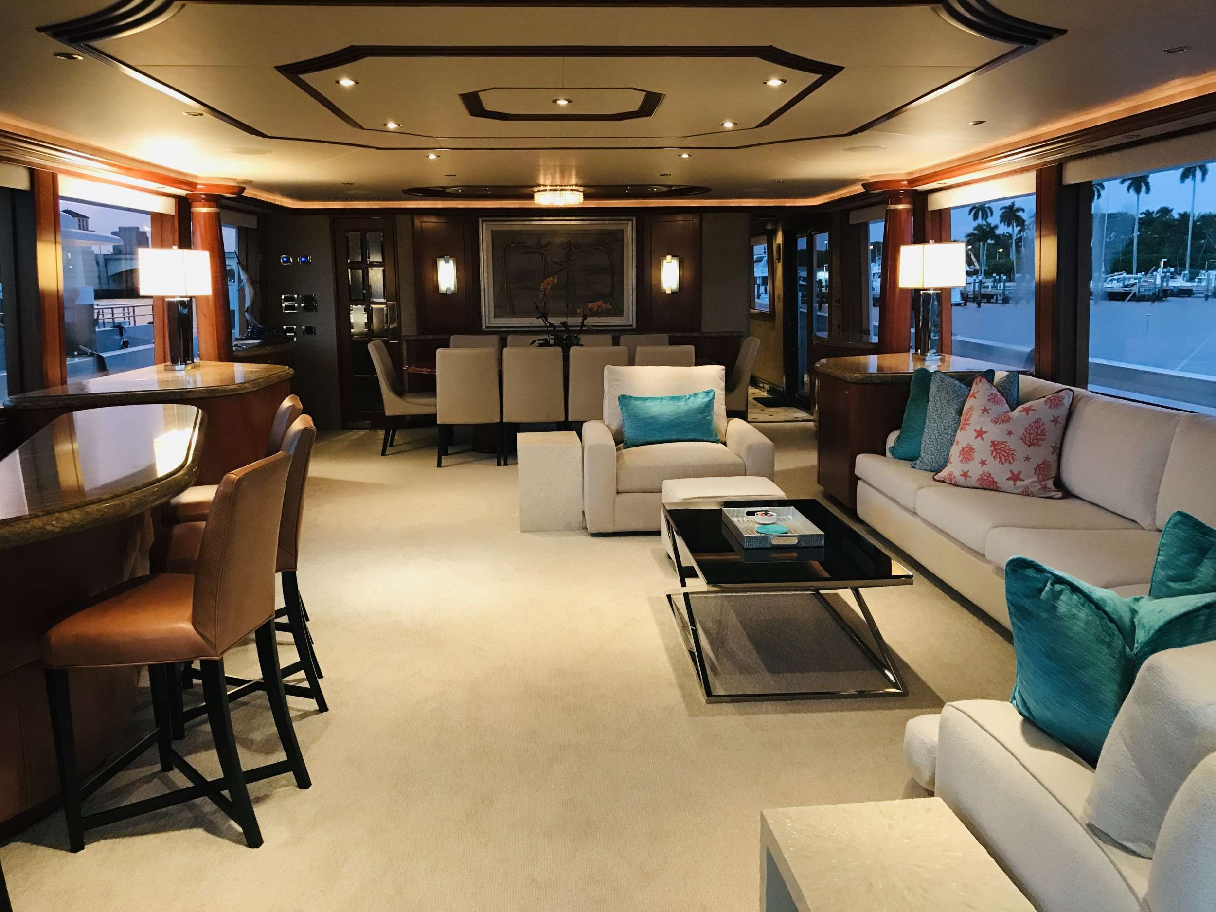 motor yacht Relentless 130
