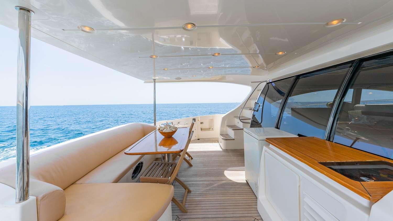 motor yacht WICKED