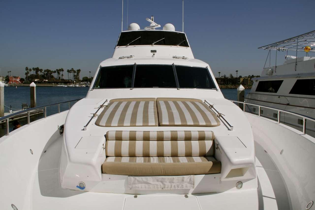 motor yacht BELISARIUS