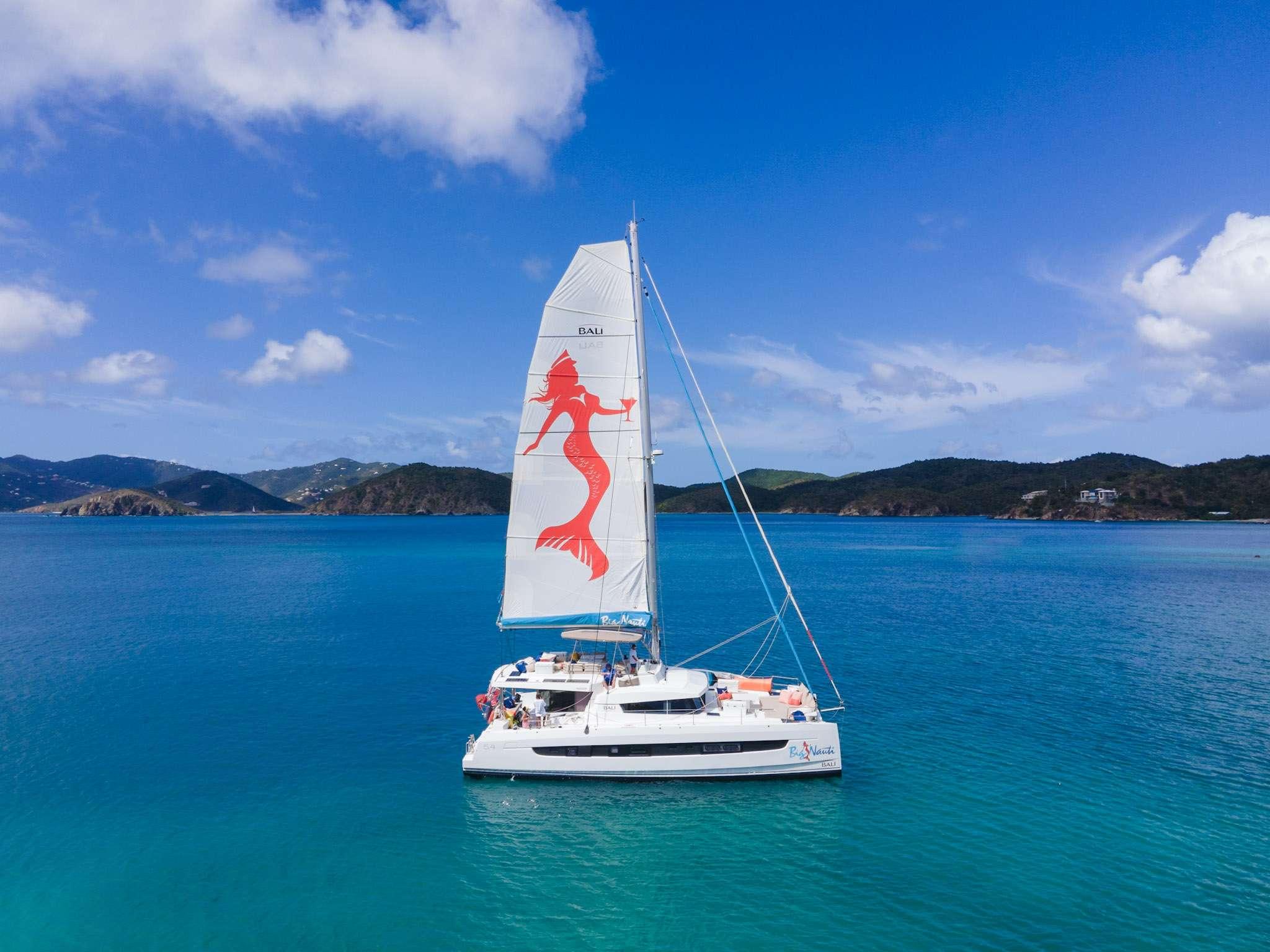 BIG NAUTI yacht image # 16