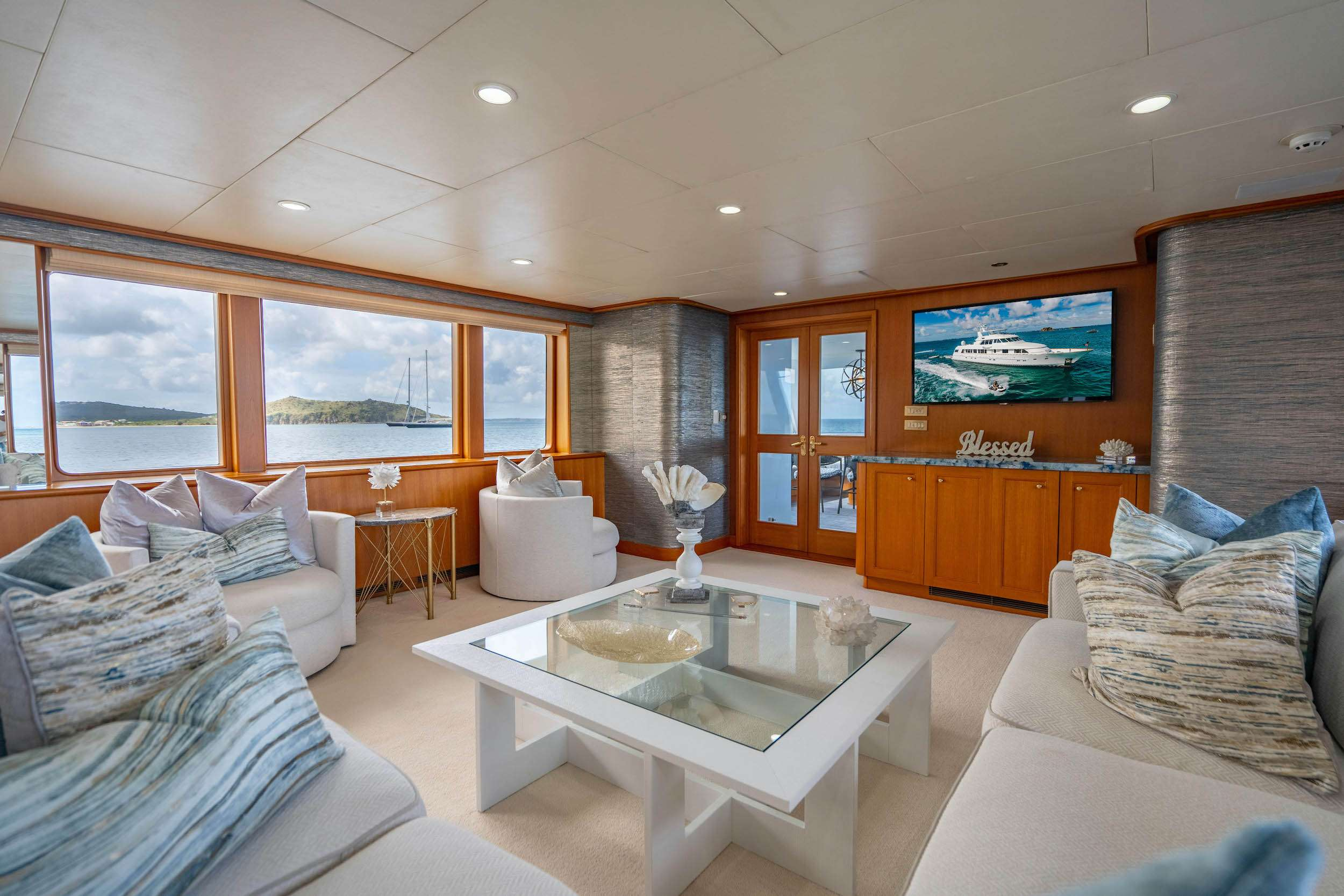 motor yacht CRESCENDO IV