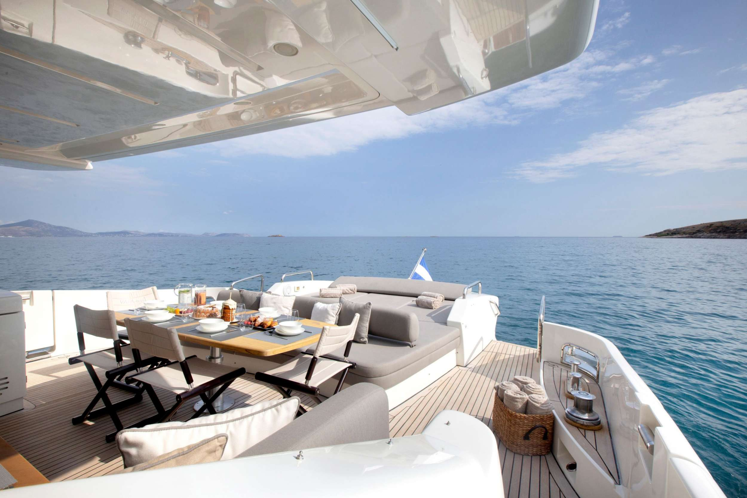 motor yacht VANILLA