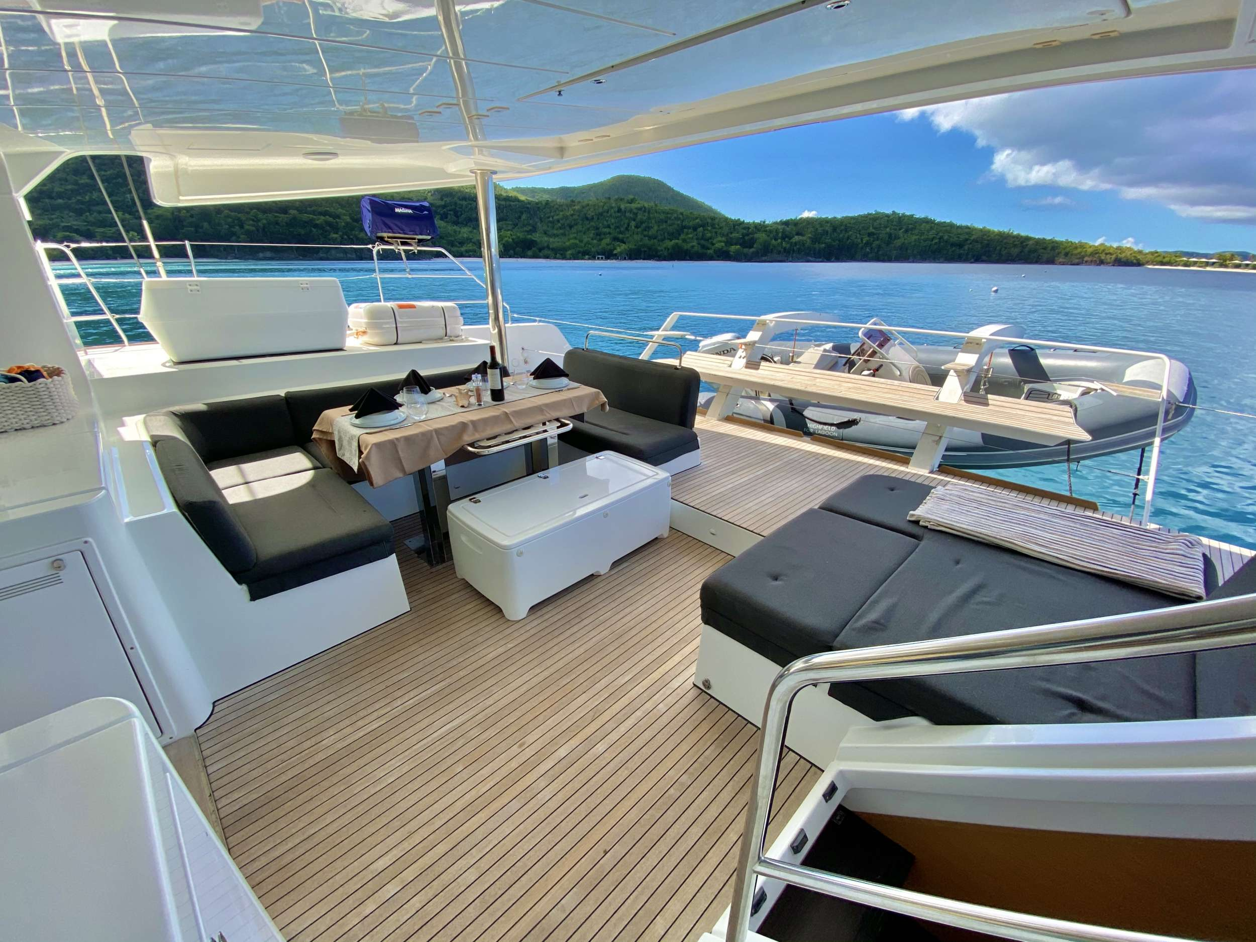 CHAMPAGNE L52 yacht image # 14