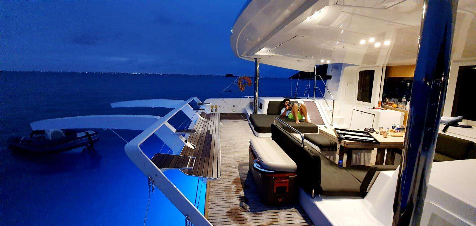 CHAMPAGNE L52 yacht image # 15