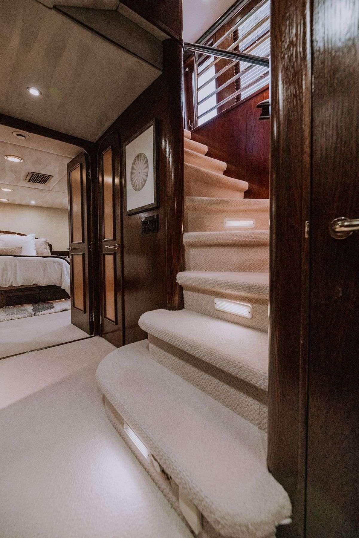 motor yacht SUP
