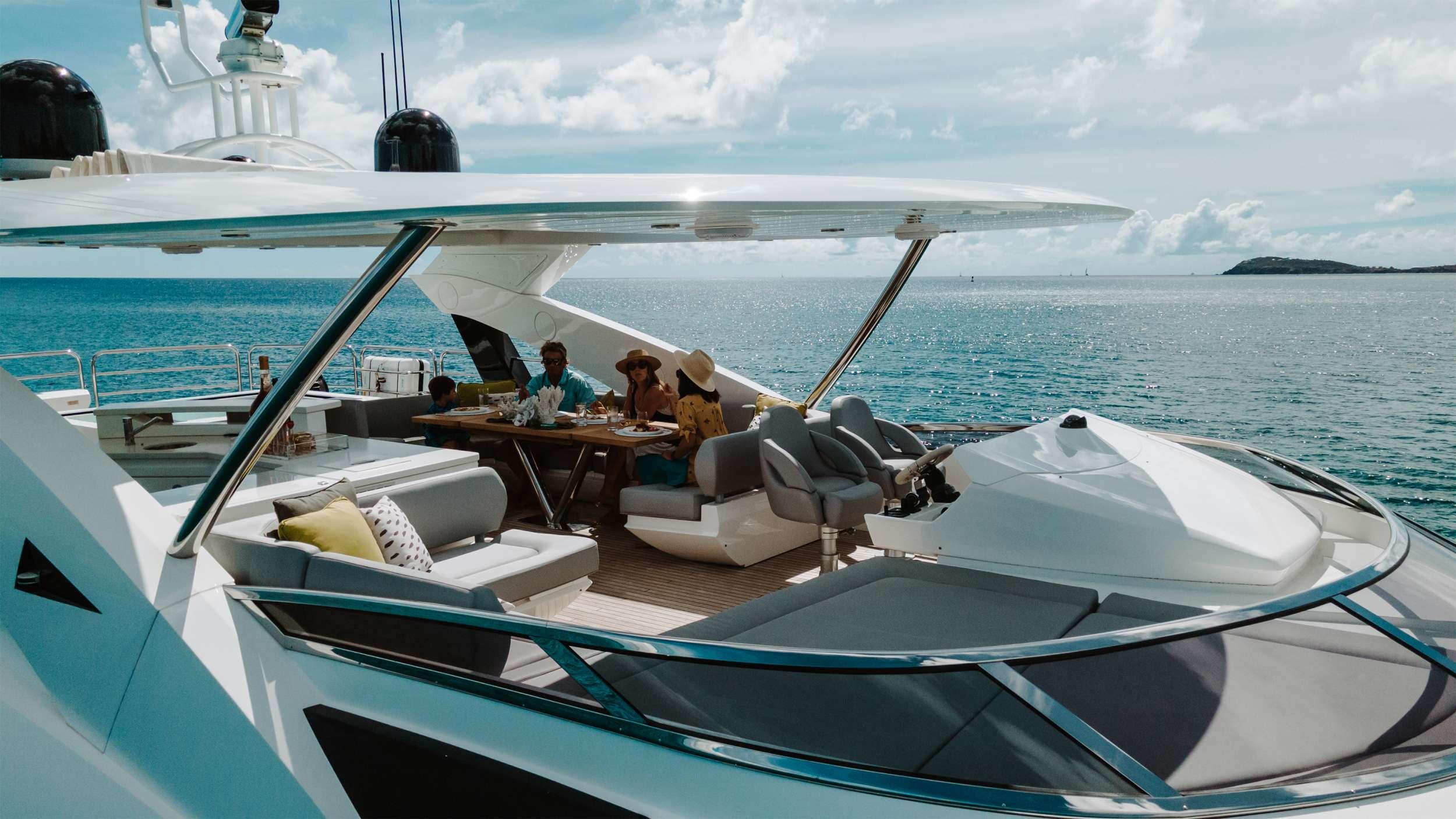 motor yacht Elite