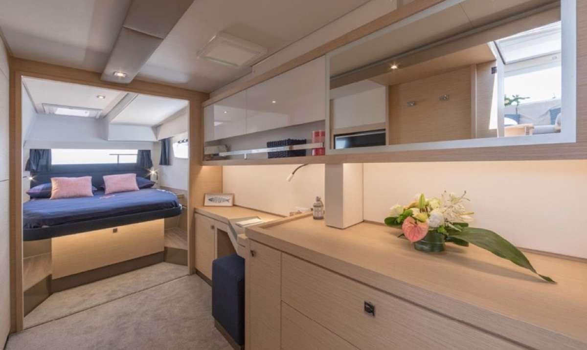 Maestro cabin suite