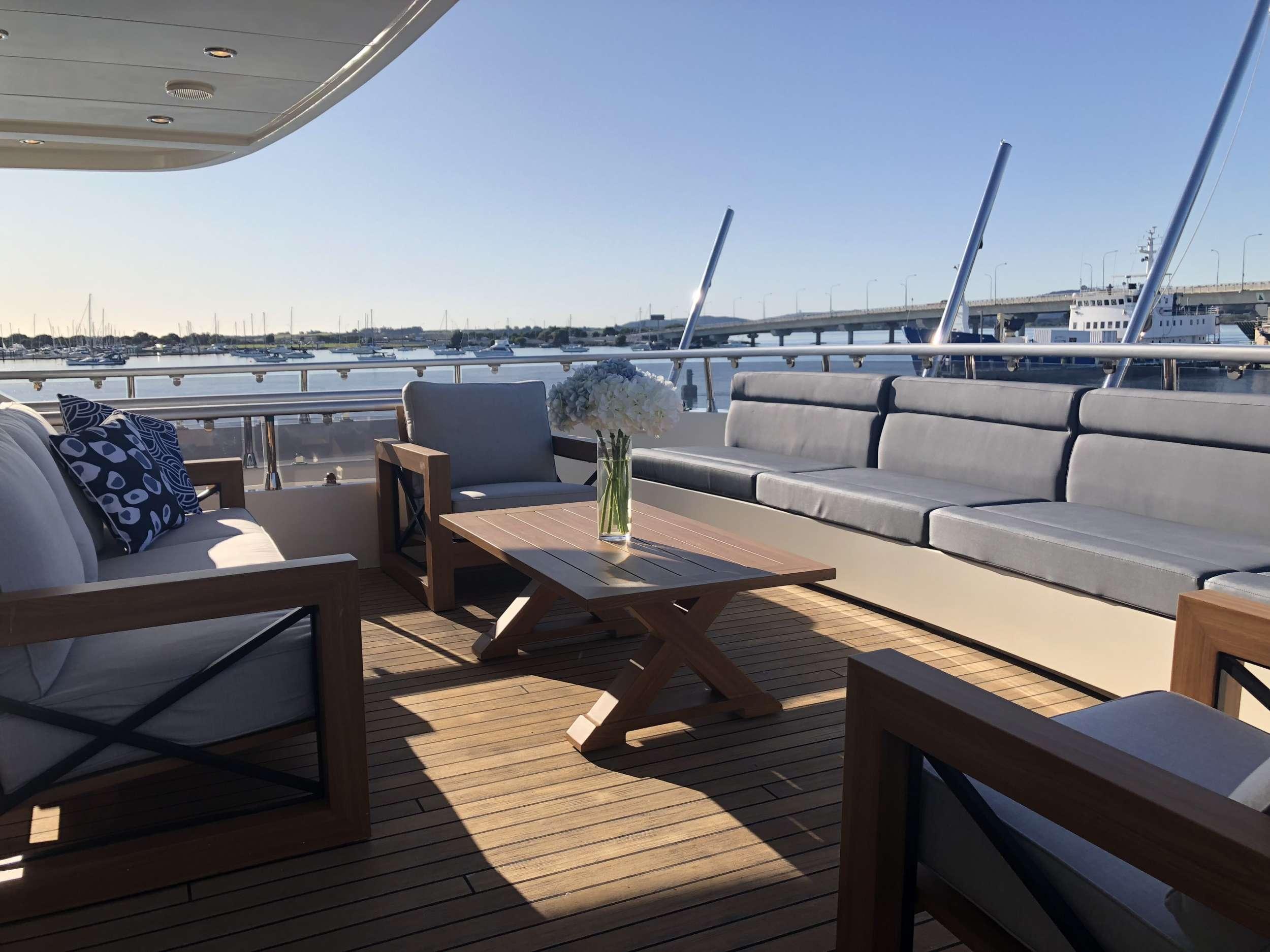motor yacht iRama