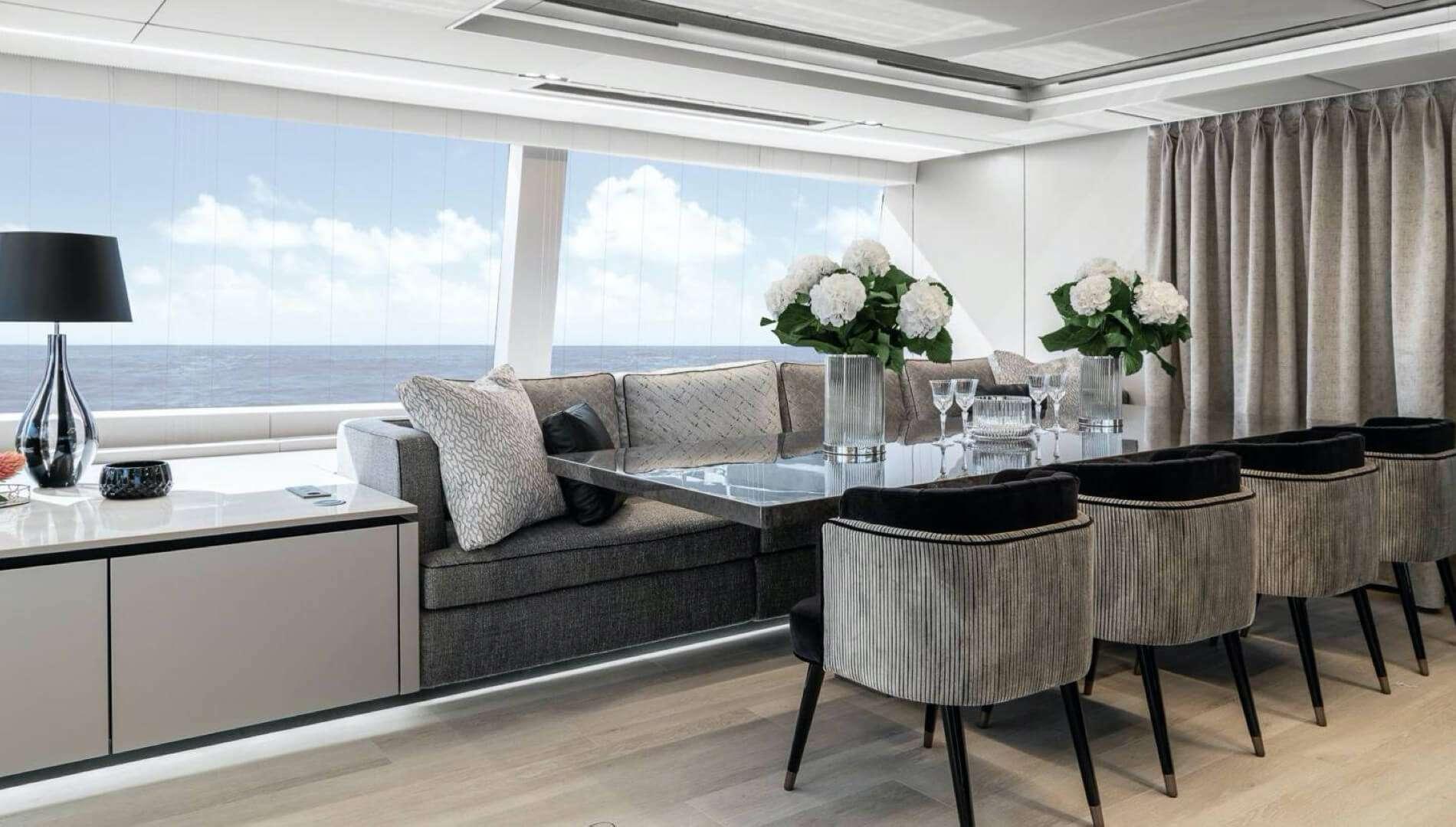 motor yacht Aria