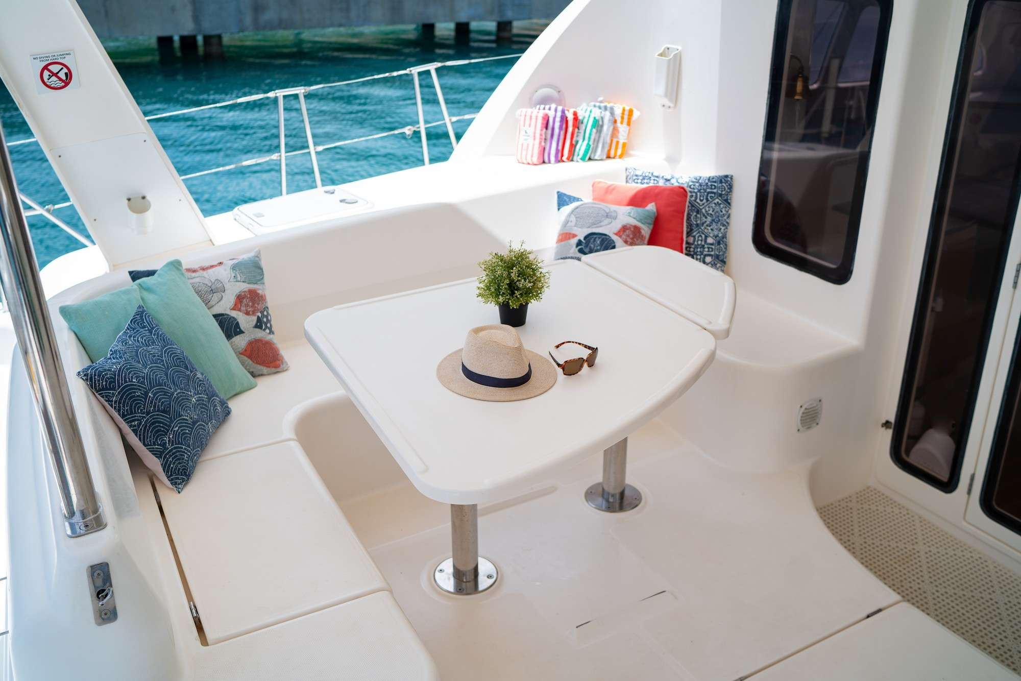 OUTBACK yacht image # 3