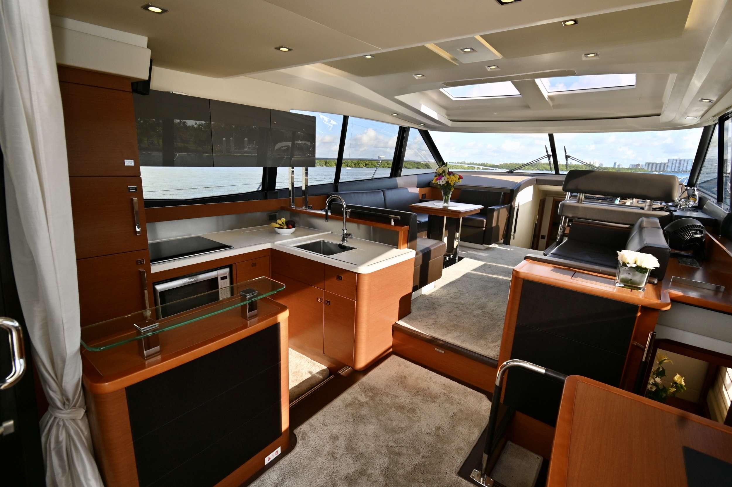 60 Prestige yacht image # 10