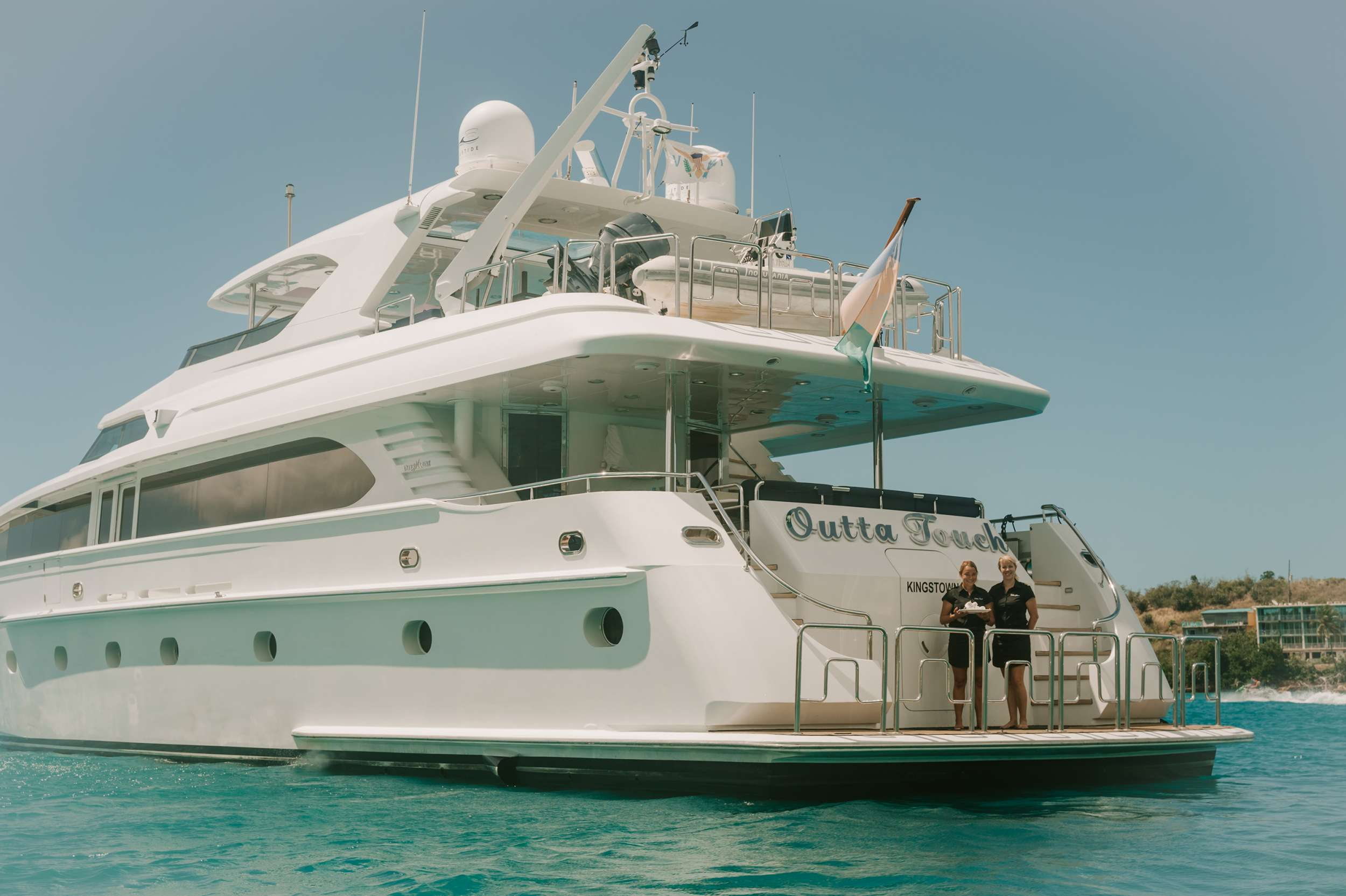 motor yacht Outta Touch
