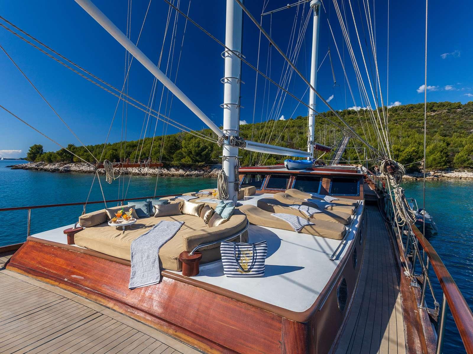 NOSTRA VITA - Sun deck