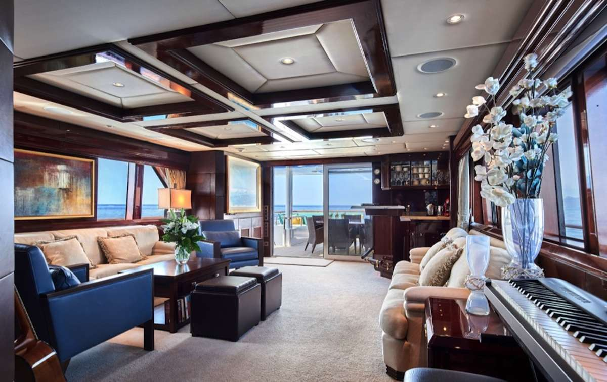 motor yacht CASTELLINA