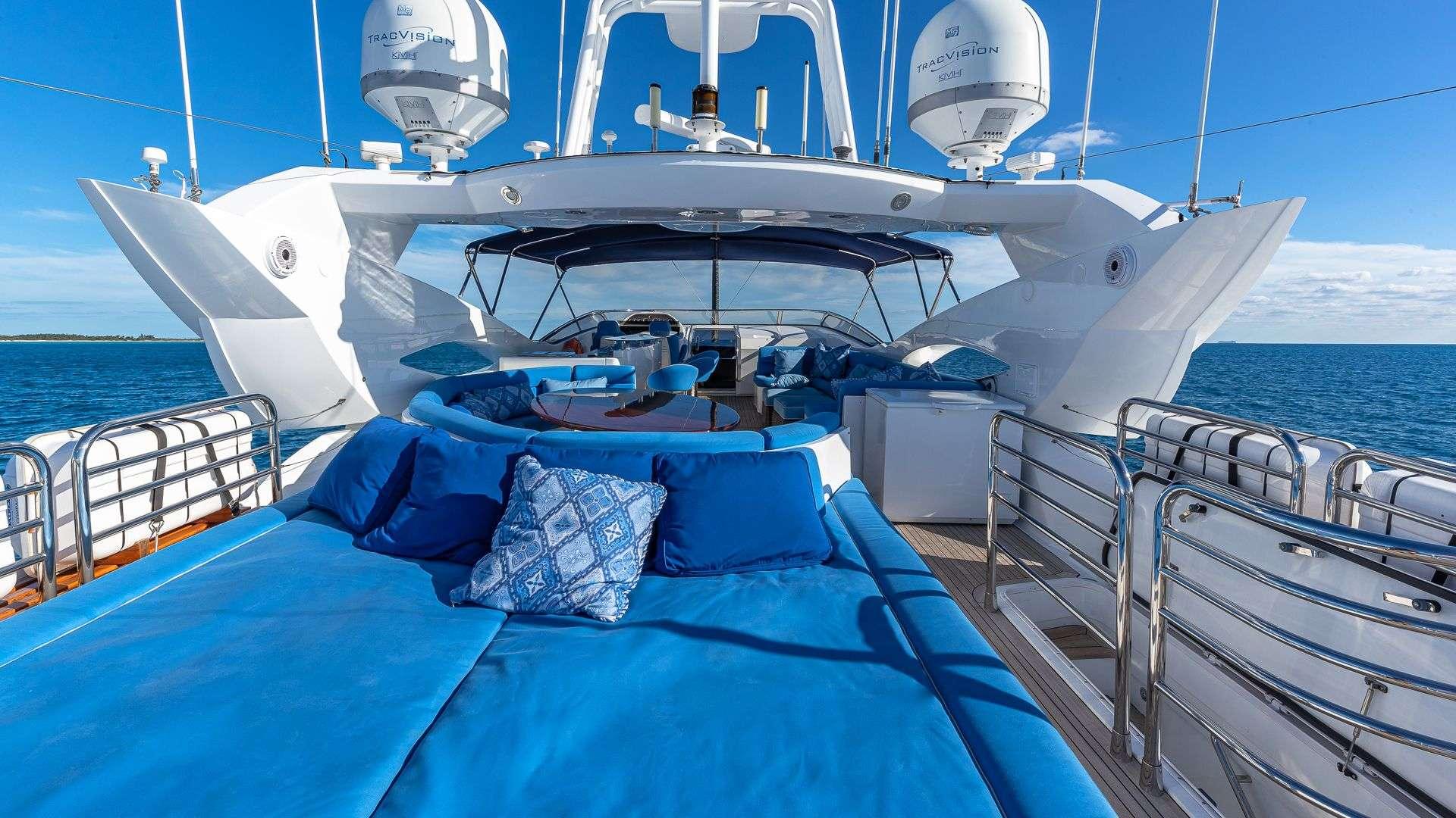 motor yacht KEFI