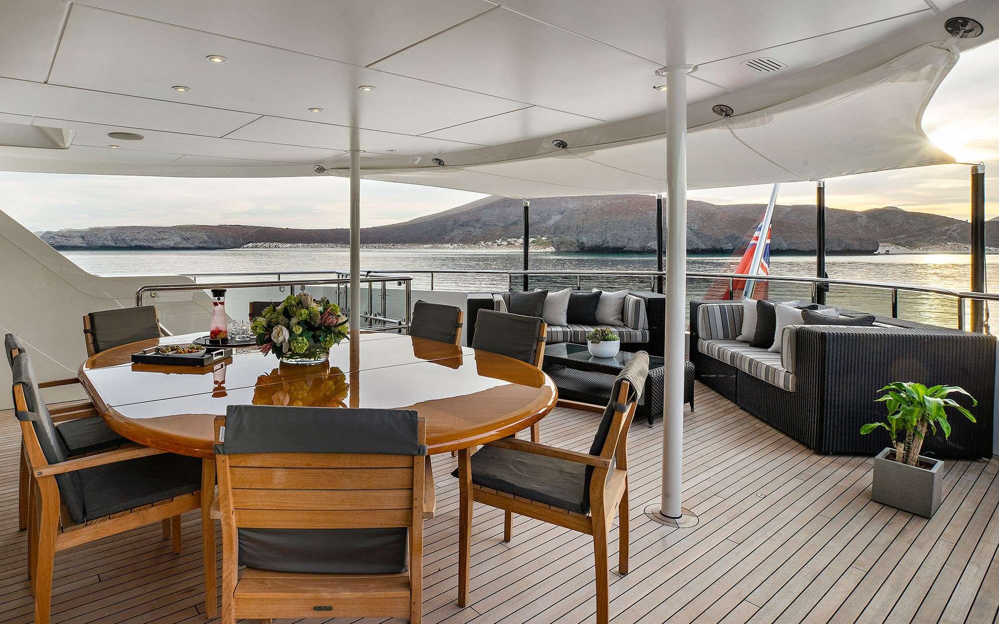 motor yacht ODYSSEA