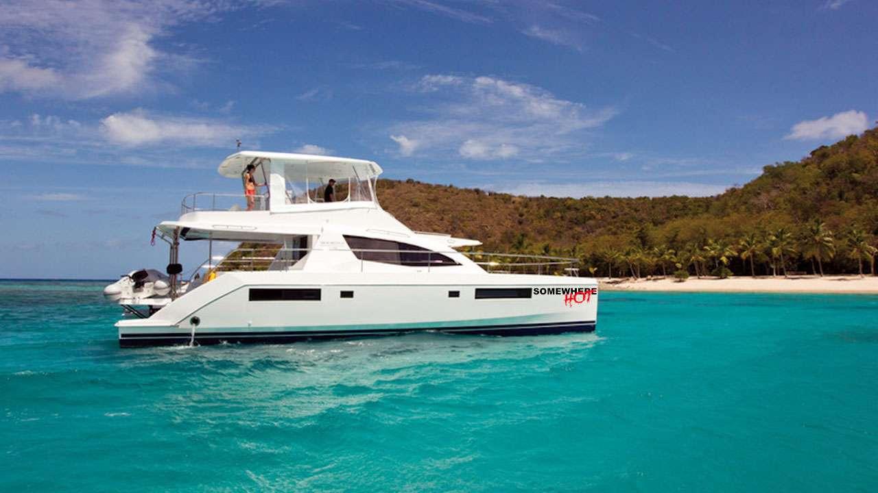 SOMEWHERE HOT yacht image # 9