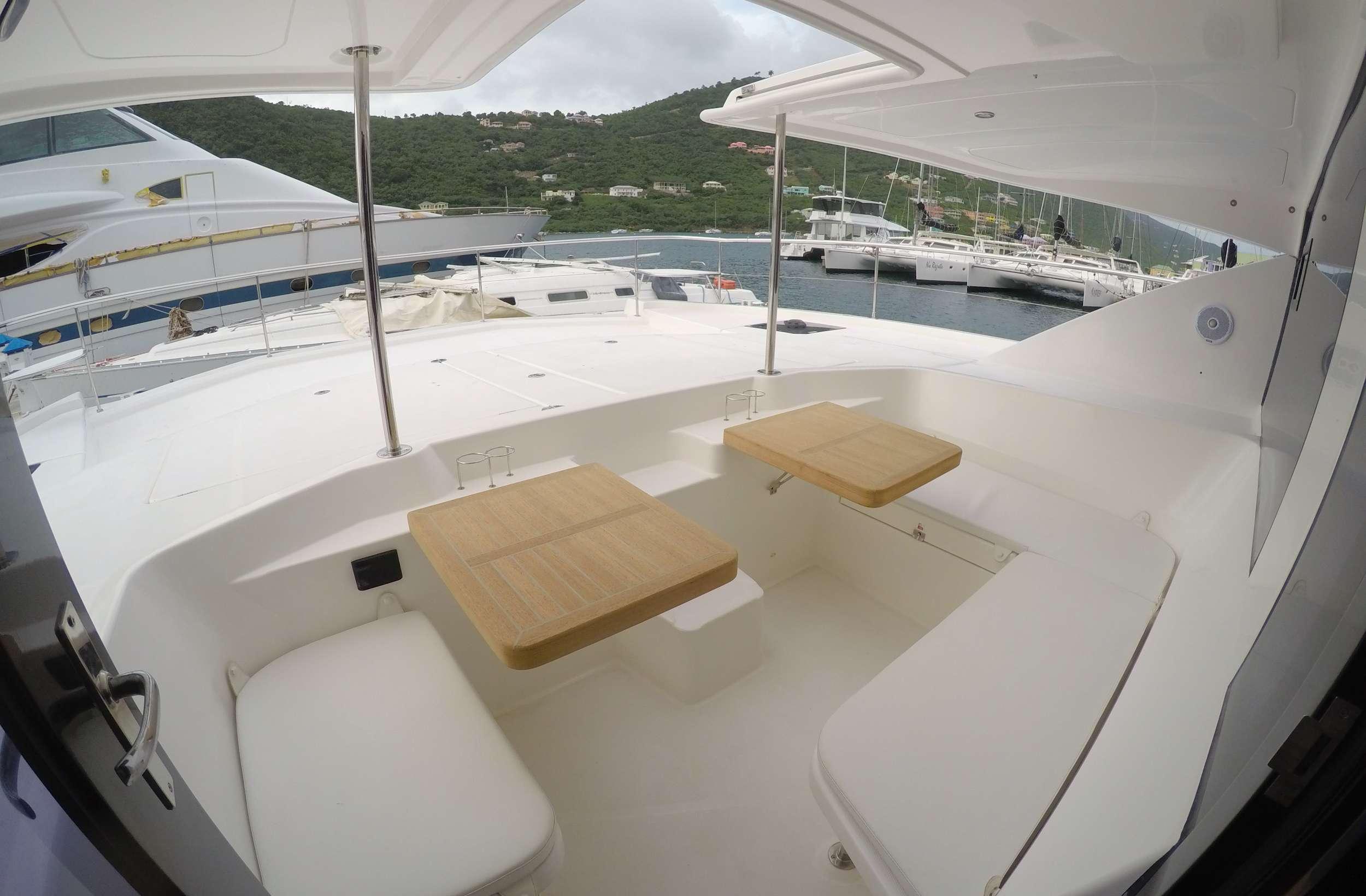 SOMEWHERE HOT yacht image # 17