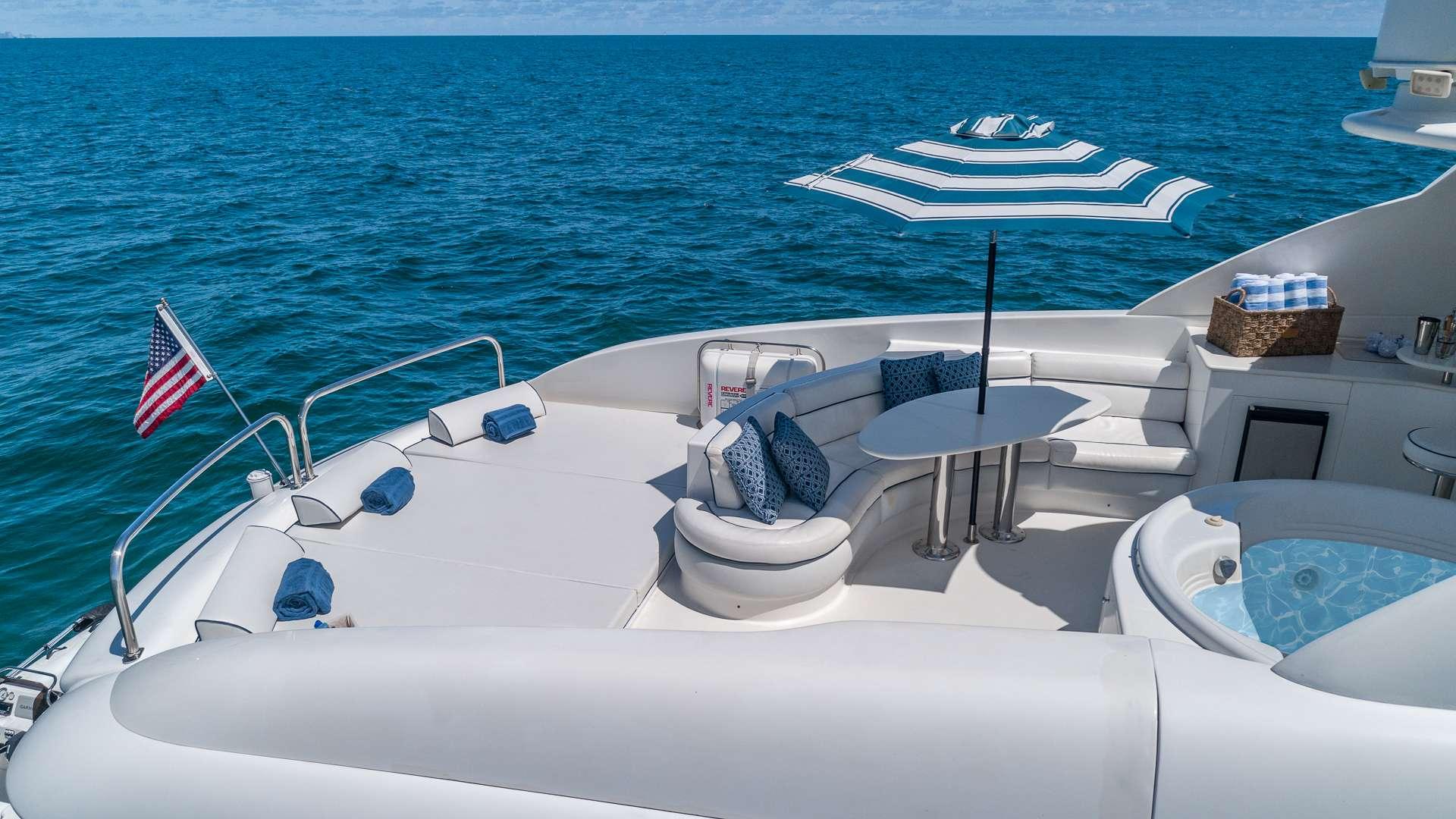 motor yacht Finally