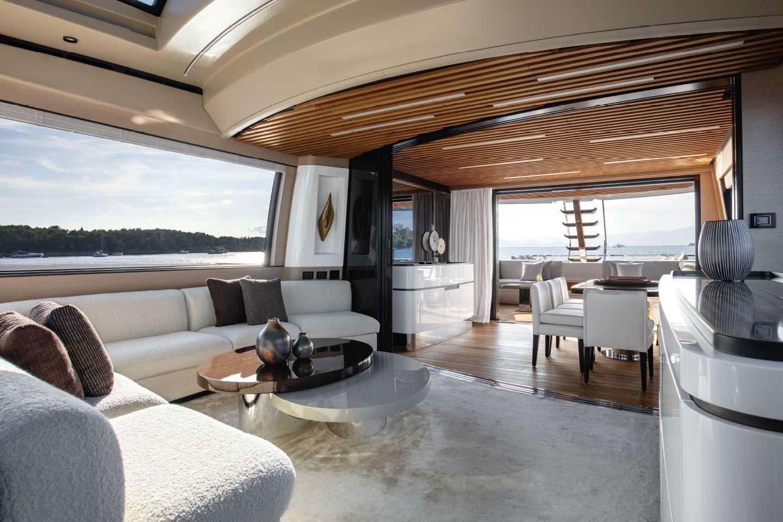 motor yacht BASH II