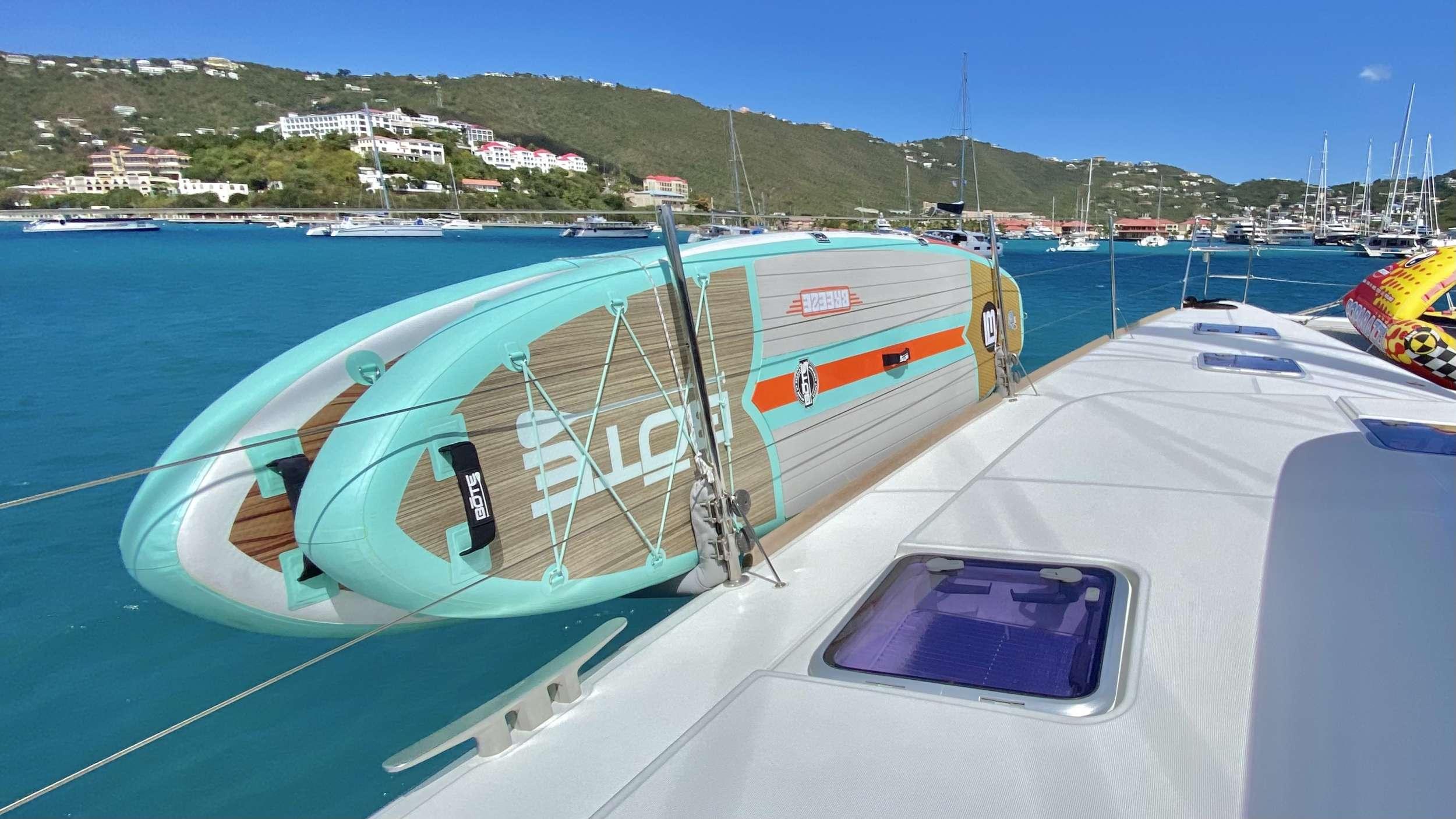 HEAVENLY yacht image # 13