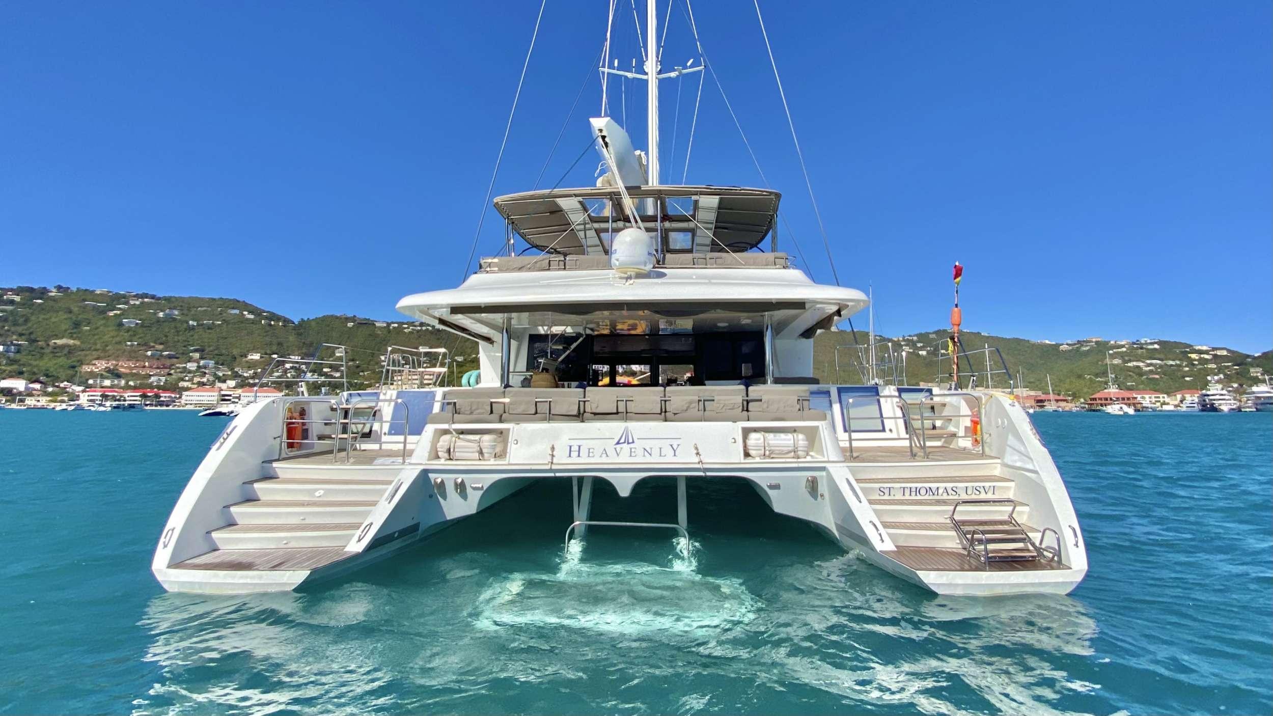 HEAVENLY yacht image # 14