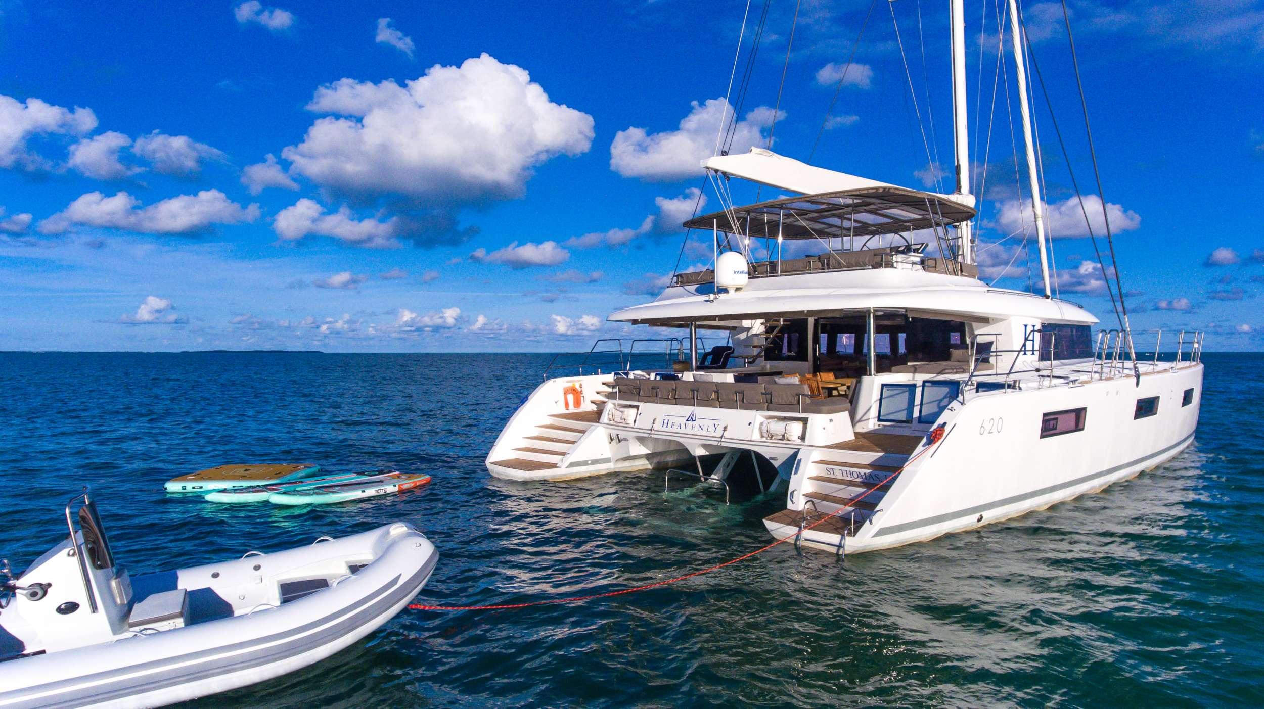 HEAVENLY yacht image # 16