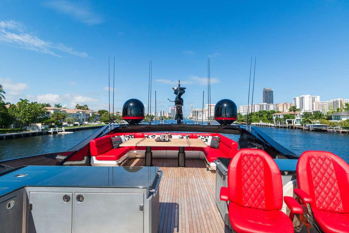 motor yacht CANELO