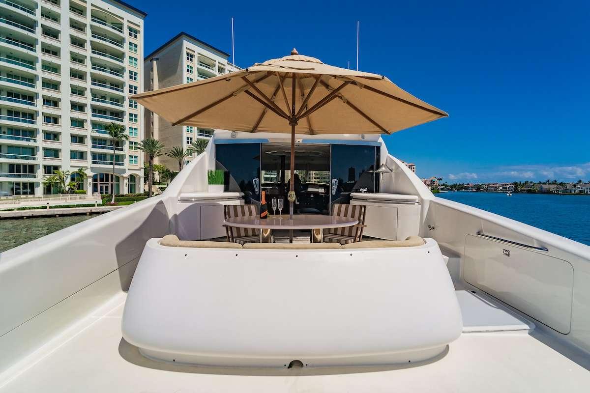 motor yacht COPAY
