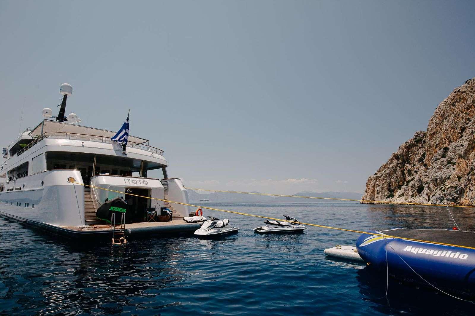 motor yacht ITOTO