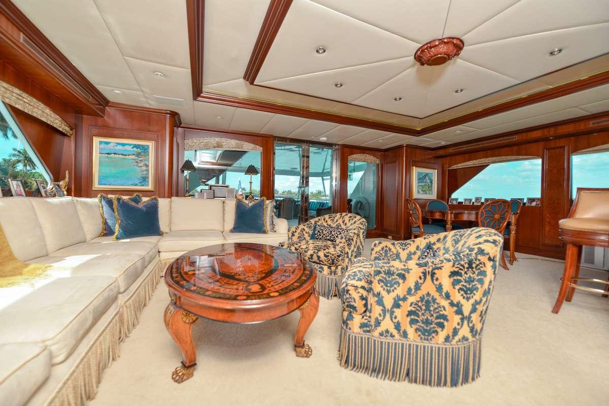 motor yacht LANIDA