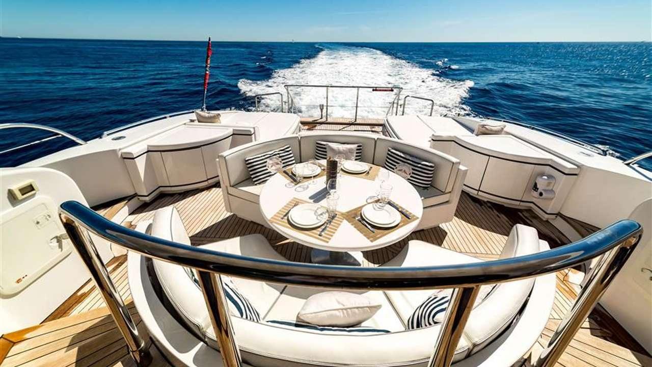motor yacht DAYA