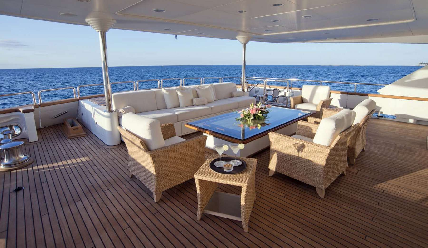 motor yacht BARENTS