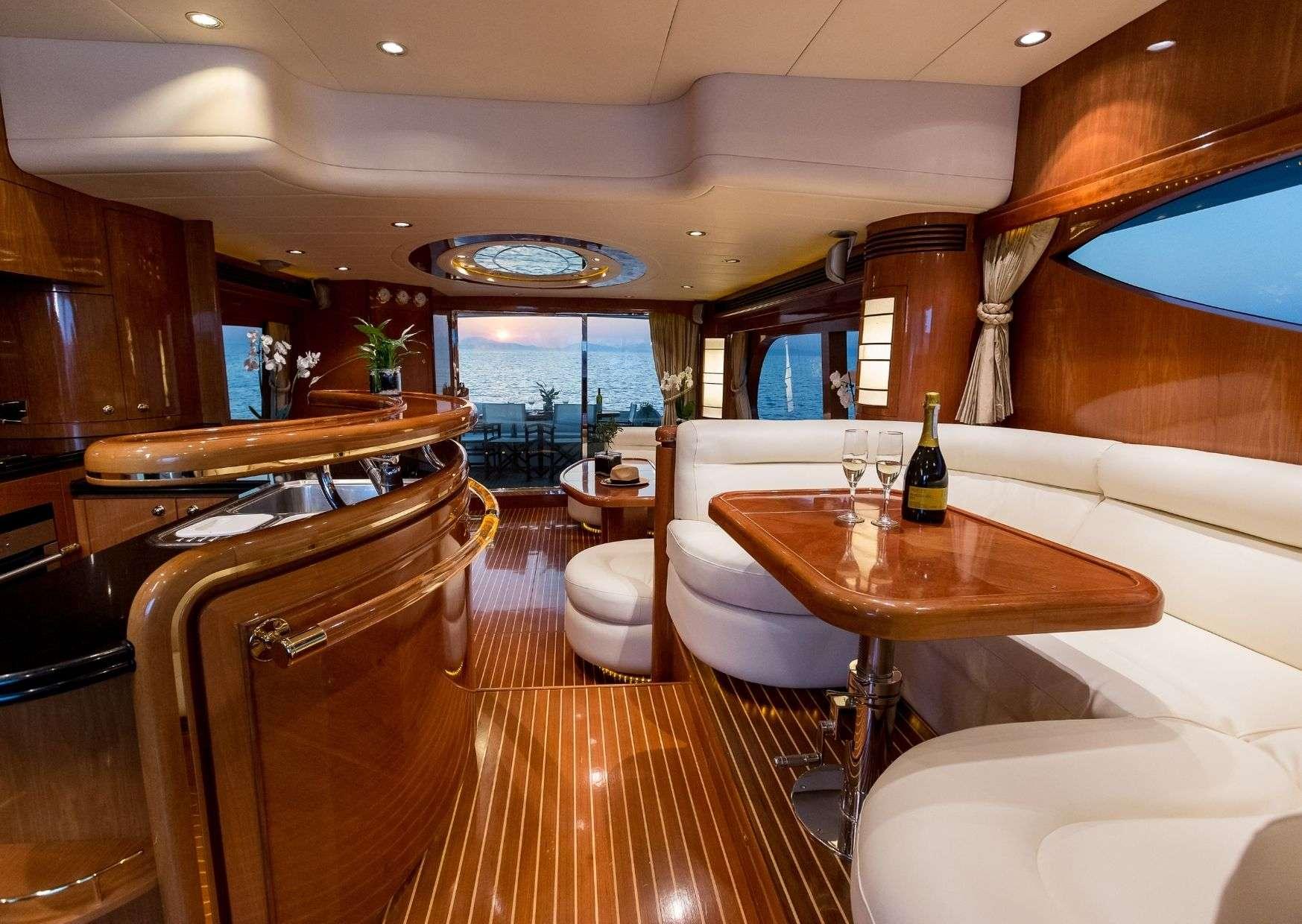 motor yacht MARLIN